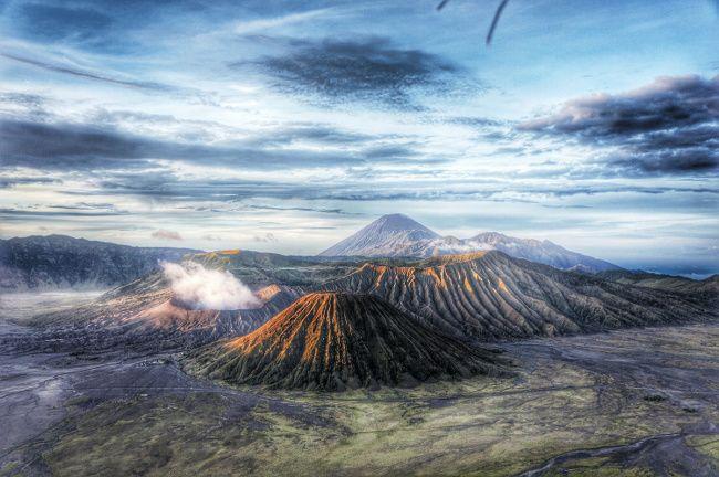 le volcan bromo