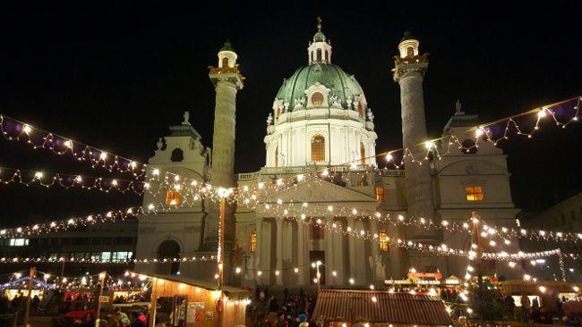 décembre Vienne