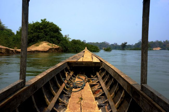 balade sur le Mekong