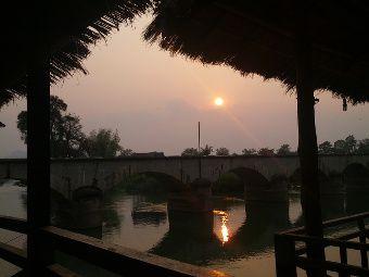 vue sur le Mekong