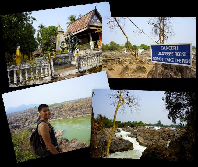 chutes de Li Phi