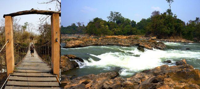 la cascade de Phapeng