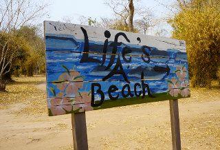 beaches in Laos