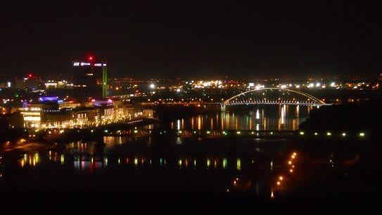 Bratislava de nuit