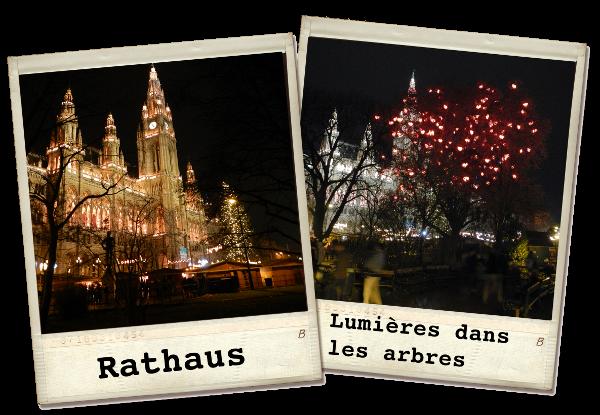 Rathaus lumières
