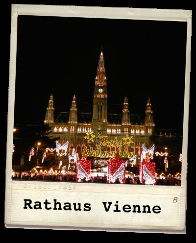 marché de Noël Rathaus