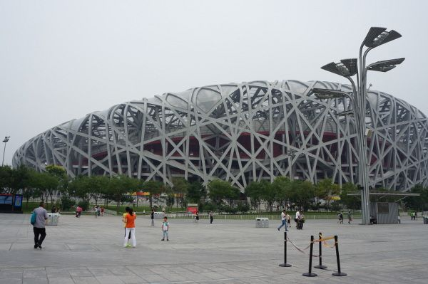 stade olympique pekin