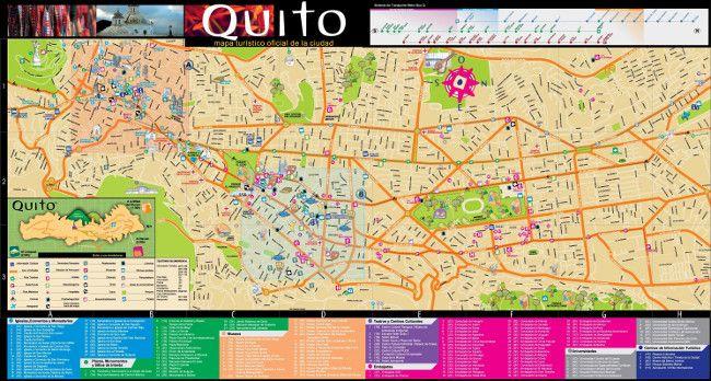 quito map