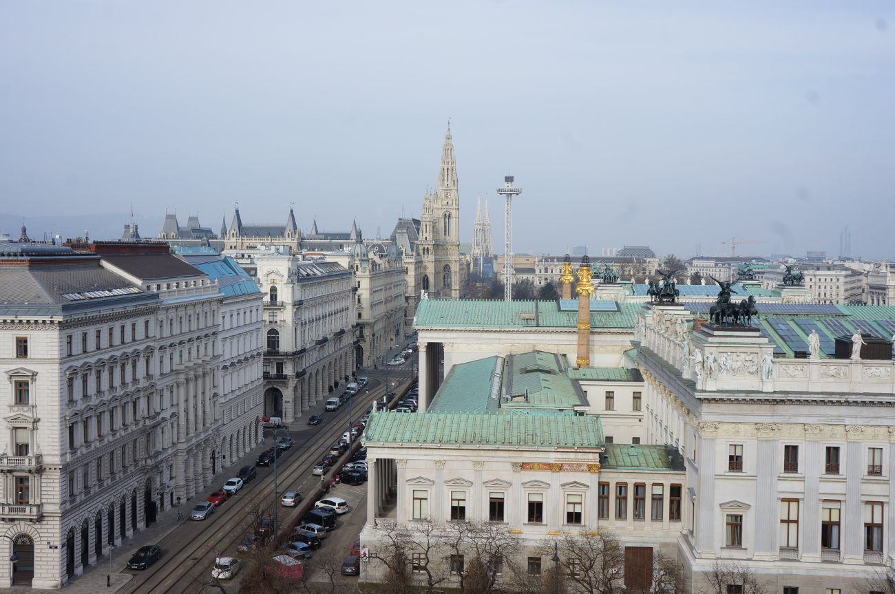 vue sur Vienne