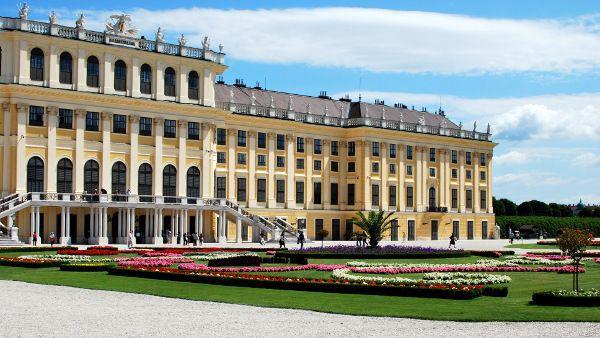 jardins schonnbrunn