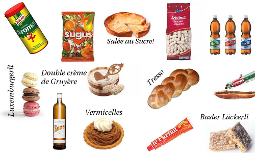 aliments suisse
