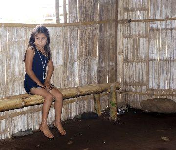 tribu amazonie