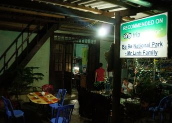 linh family guesthouse