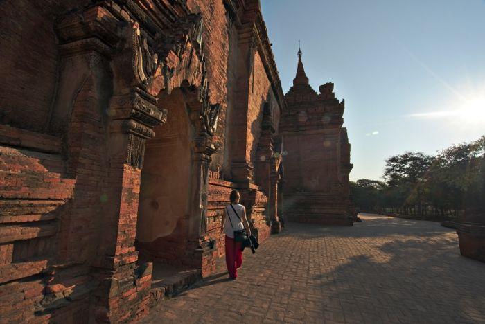 visite temple bagan