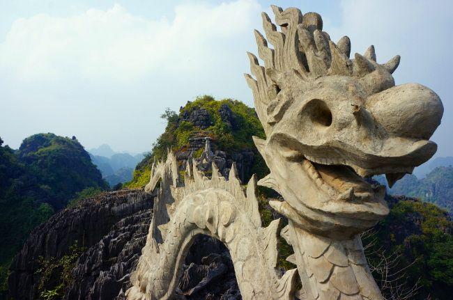 dragon tam coc