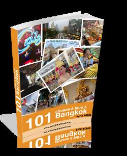101 choses à faire à Bangkok