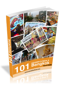 101 choses à faire à Bangkok