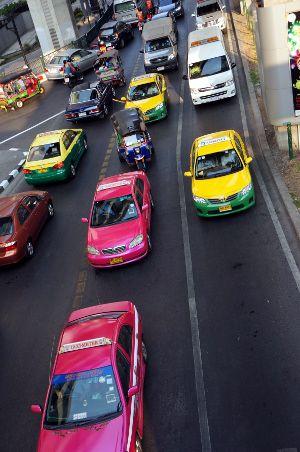 taxis Bangkok