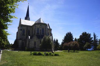 église de bariloche