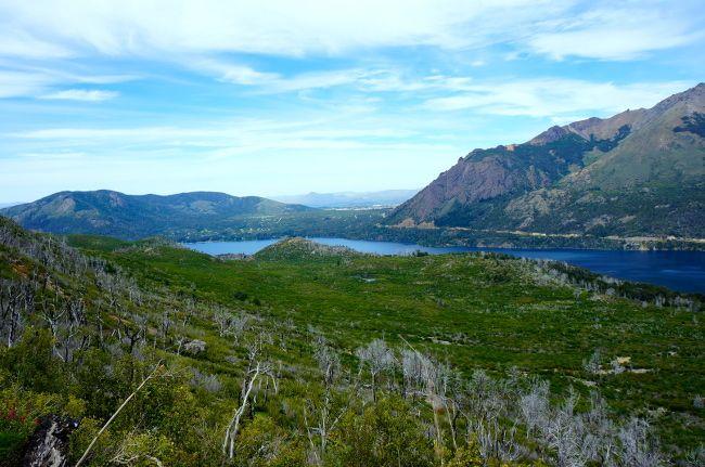 lac gutierez patagonie