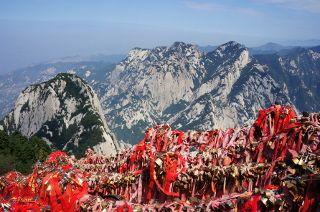 Le mont Hua