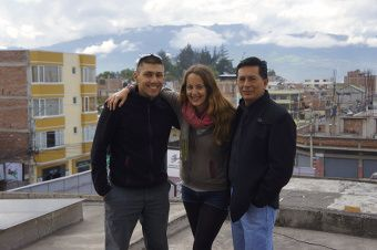 couchsurfing Ecuador