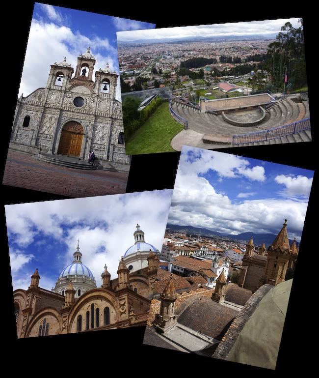 cuenca and riobamba