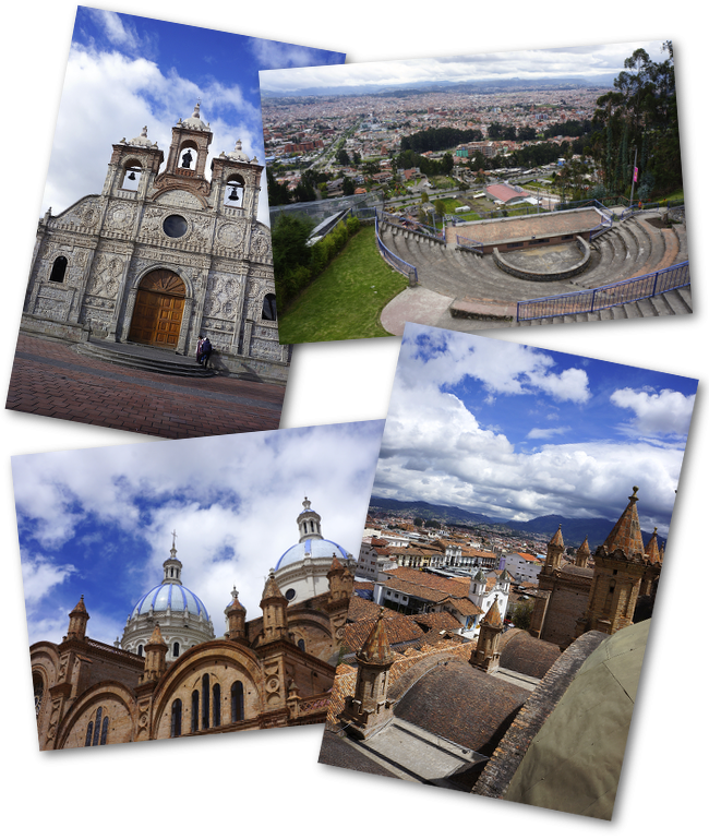 cuenca and riobamba