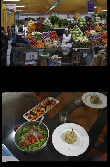 cuisine en Equateur