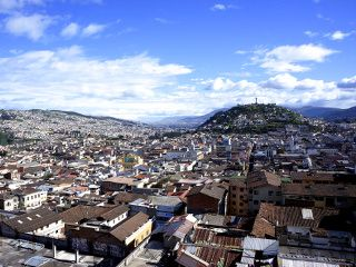 quito, capital ecuador