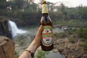 la bière du Laos