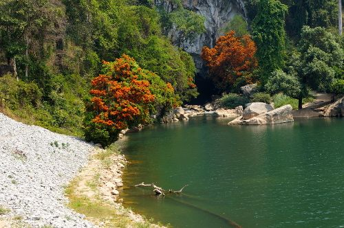 grottes de Konglor, Laos