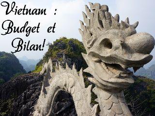 budget et bilan d'un voyage au vietnam