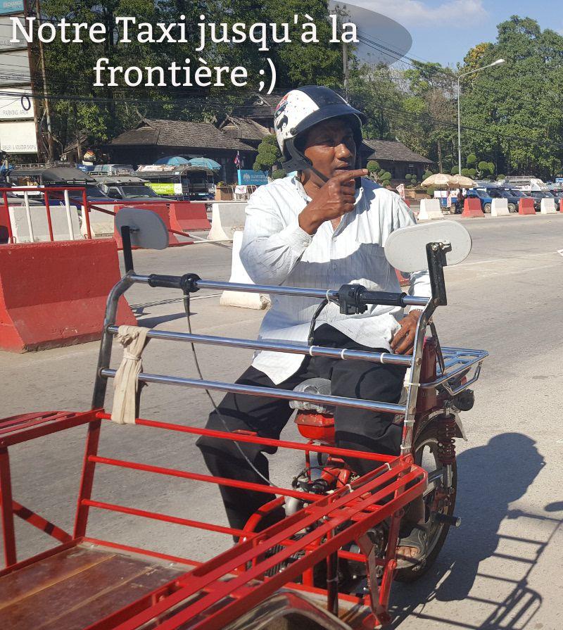 taxi en asie