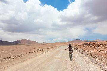 autostop en bolivie
