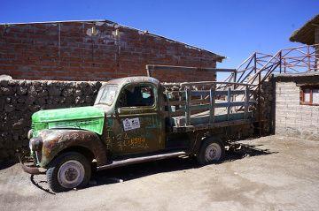 camion bolivien