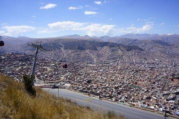 capitale de la bolivie