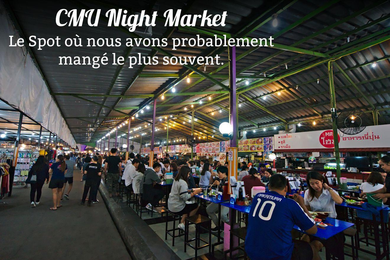 CMU night market