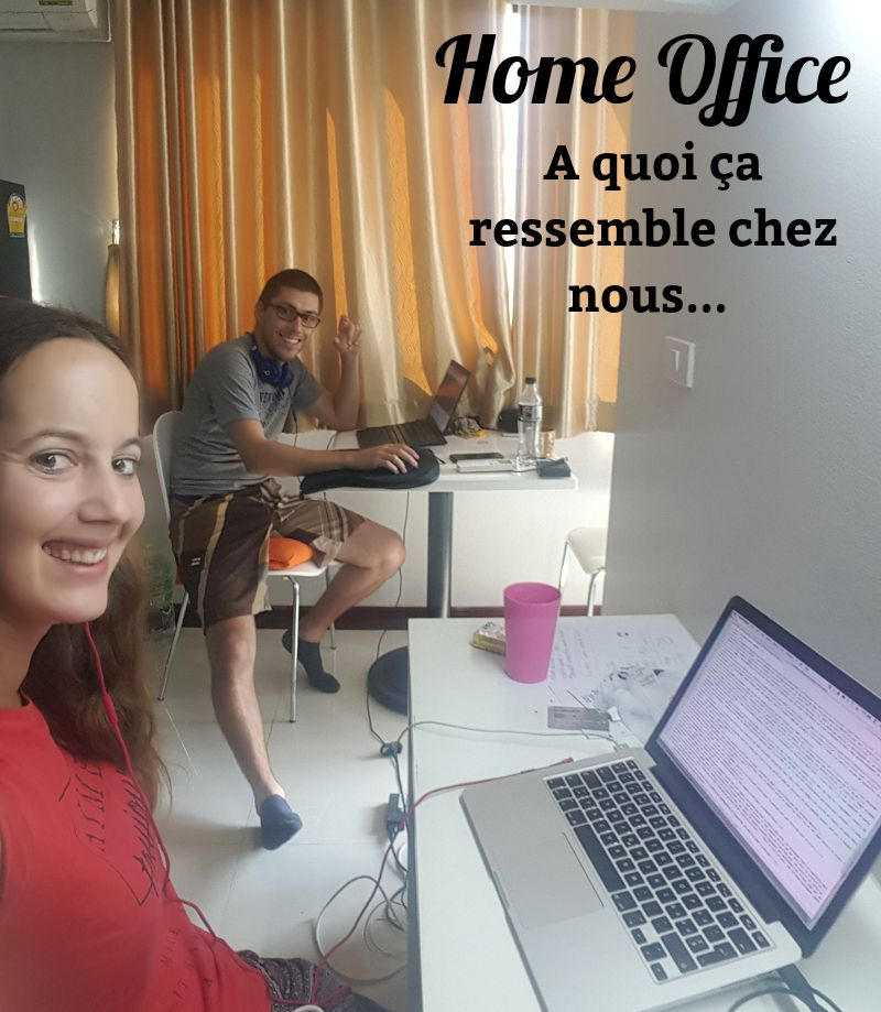 digital nomad home office