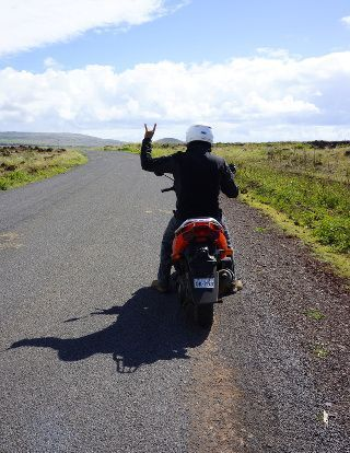 location de scooter rapa nui