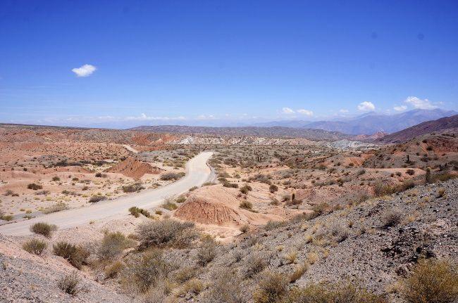 nord de l'argentine