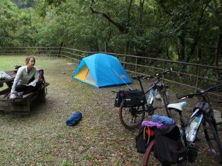 vive le camping