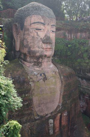 Bouddha de Leshan