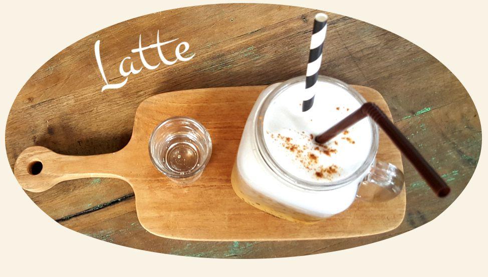 tcafe latte chiang mai