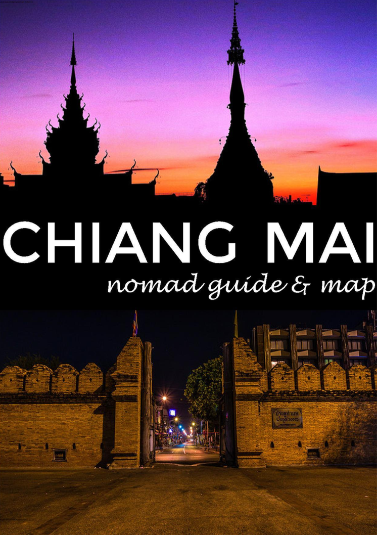 nomade digital, guide Chiang Mai