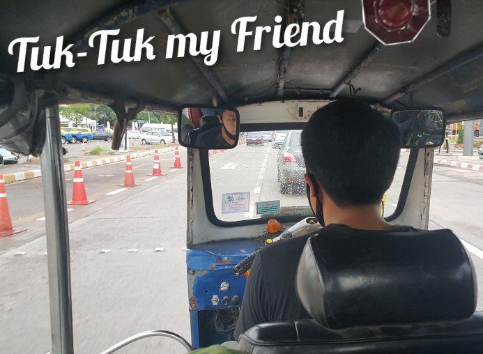 tuk-tuk thailande