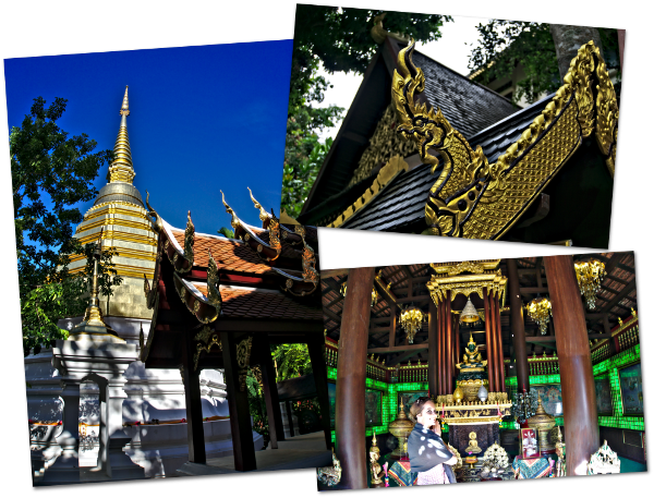 temple Wat Phra Kaeo thailande