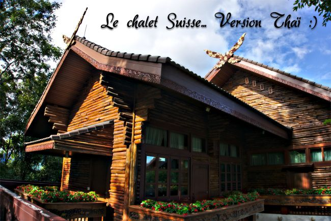 Doi Tung villa royale