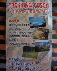 carte rando cusco