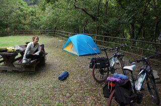 camping Taroko